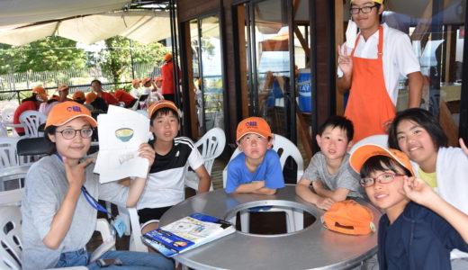 中国から日本に留学中!タウンコーチが見た、サマーキャンプでの日本と中国の子供達