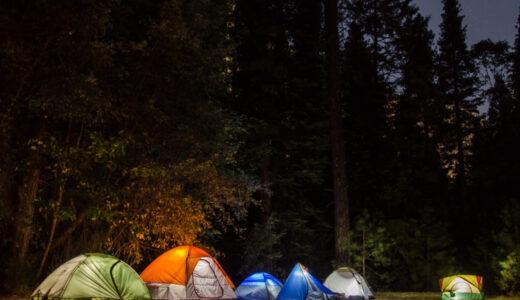 子連れキャンプは大変?子供と一緒にファミリーキャンプする上で抑えておきたい持ち物や注意点